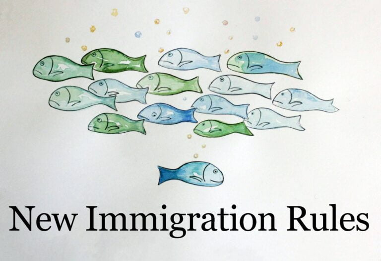 Statement of Changes to the Immigration Rules