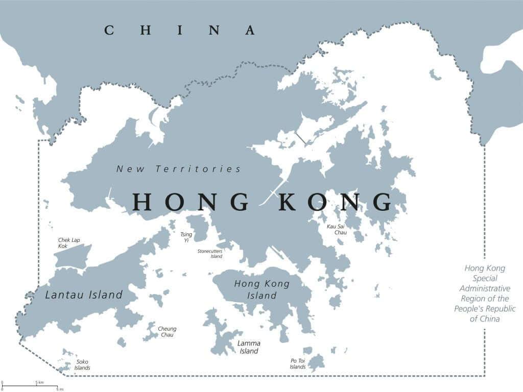 Hong Kong bno visa
